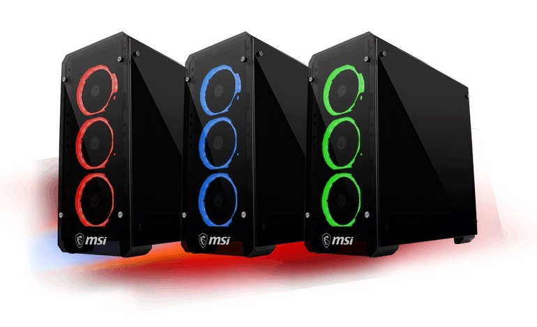 MSI reveals their MAG PYLON RGB Gaming Chassis