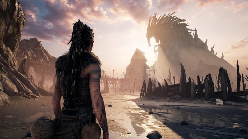 Ninja Theory was surprised by Hellblade's PC sales -