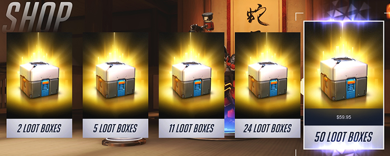 Belgium declares loot boxes illegal after investigating FIFA 18, CS:GO and Overwatch