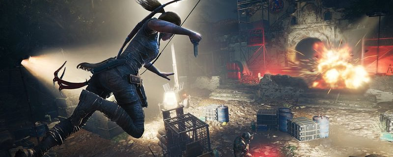 Shadow of the Tomb Raider screenshots and cinematic trailer leak