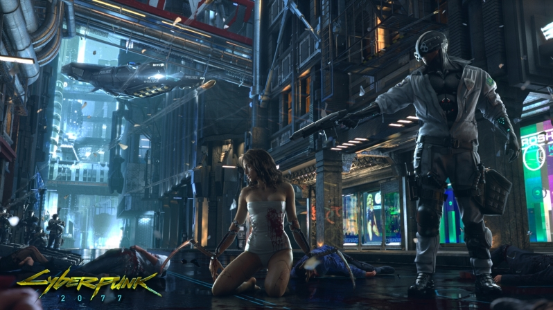 E3 confirms the prescience of an RPG from CD Projekt Red