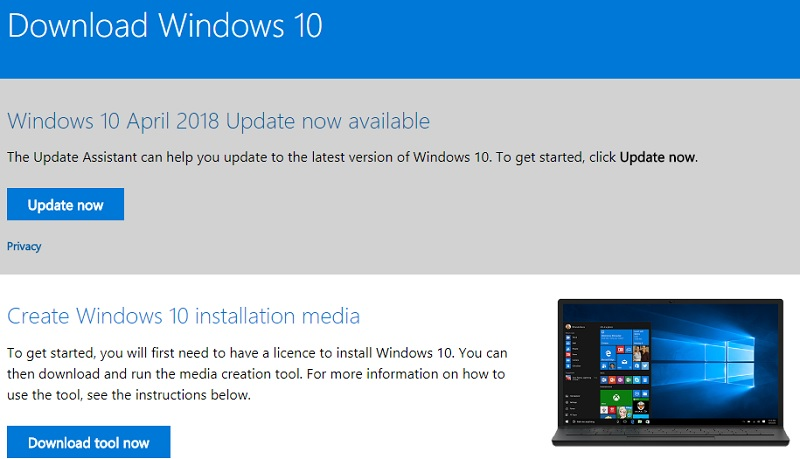 Windows 10's April 2018 update is now available to download