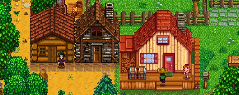 Stardew Valley's Multiplayer mode is currently in beta on PC