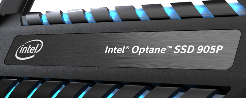 Intel launches their 905P series of Optane powered SSDs