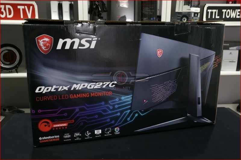 MSI MPG27C Curved 144Hz Gaming Monitor Review