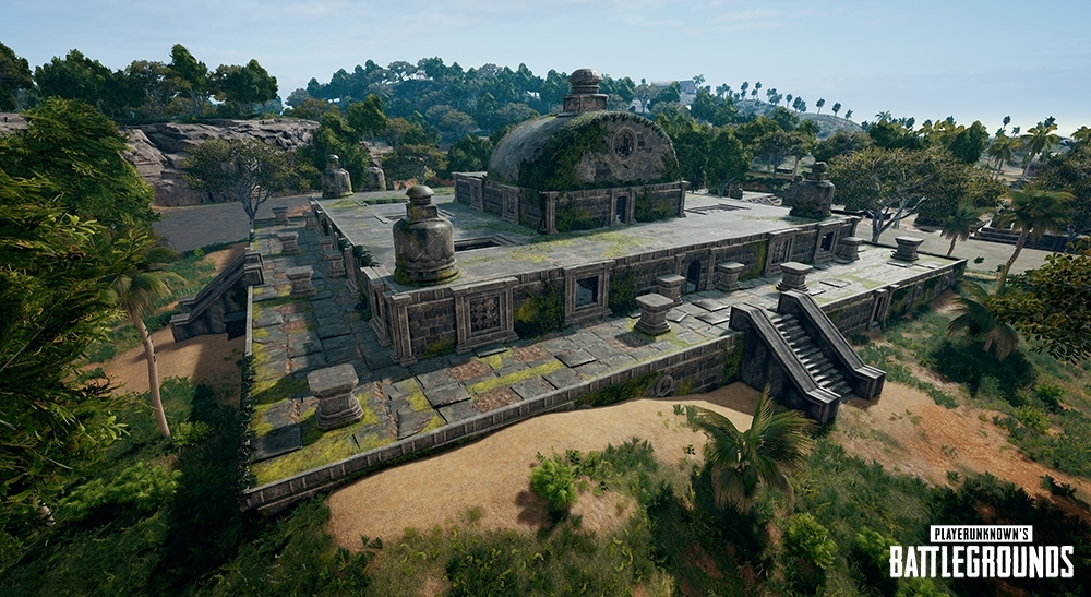 PUBG's upcoming 4x4 Sah-nok will be playable this weekend on test servers