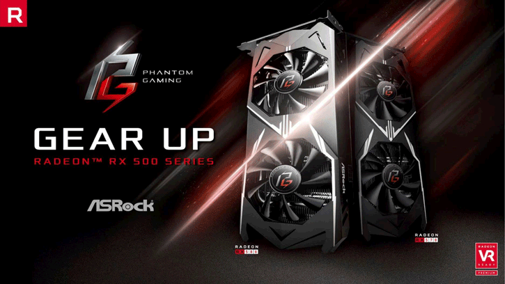 ASRock releases statement regarding regional availability of Phantom Gaming GPUs