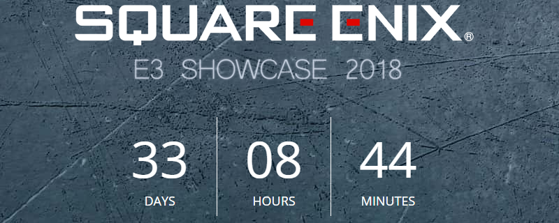 Square Enix plans to host their first E3 conference this year