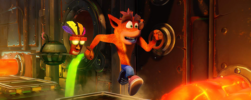 The Crash Bandicoot N.Sane Trilogy will release earlier than expected