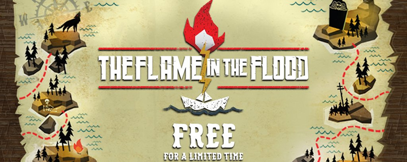 The Flame in the Arrow is currently free on the Humble Store