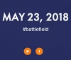 Battlefield V is set to be revealed on May 23rd