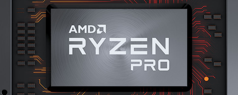 AMD's Ryzen PRO Desktop and Mobile processors adopted by HP, Lenovo and Dell