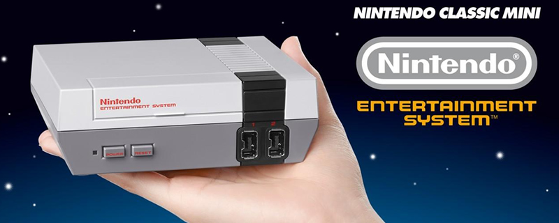 Nintendo's NES Mini will return to store shelves next month