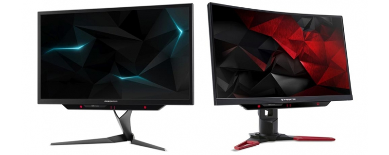 Nvidia confirms that 4K 144Hz G-Sync HDR monitors will ship this month