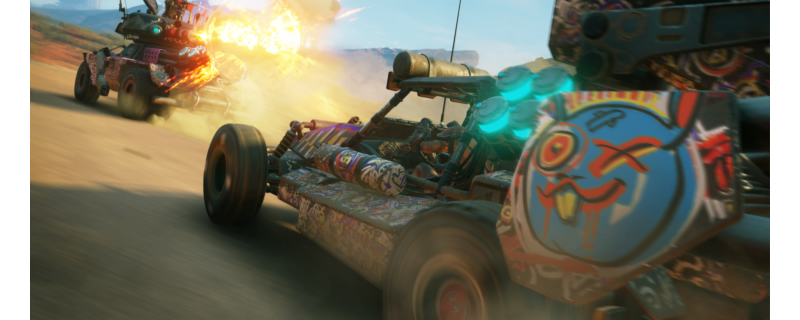 RAGE 2 first gameplay trailer has been released