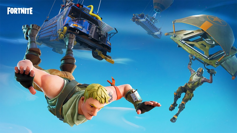 Fortnite 4.2 promises increased performance and higher tick rates