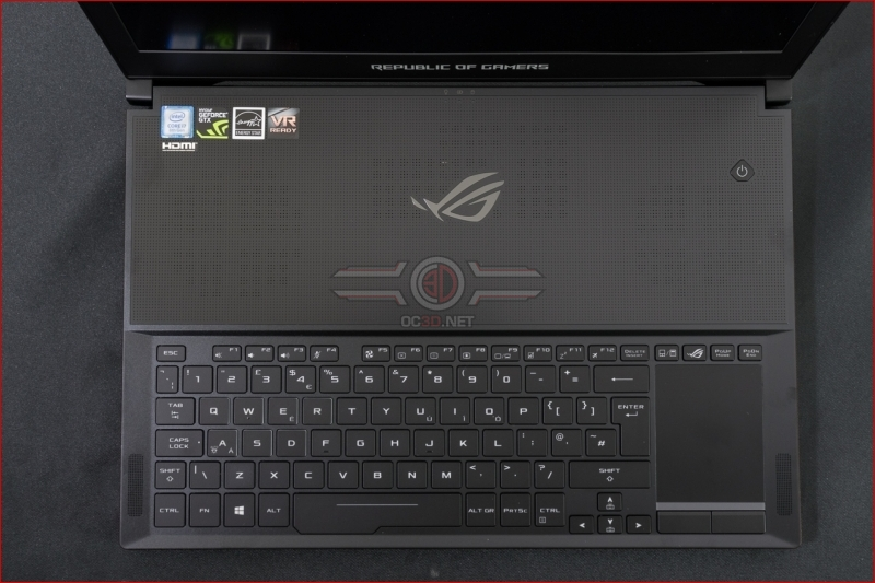ASUS ROG Zephyrus GX501G Gaming Laptop Review