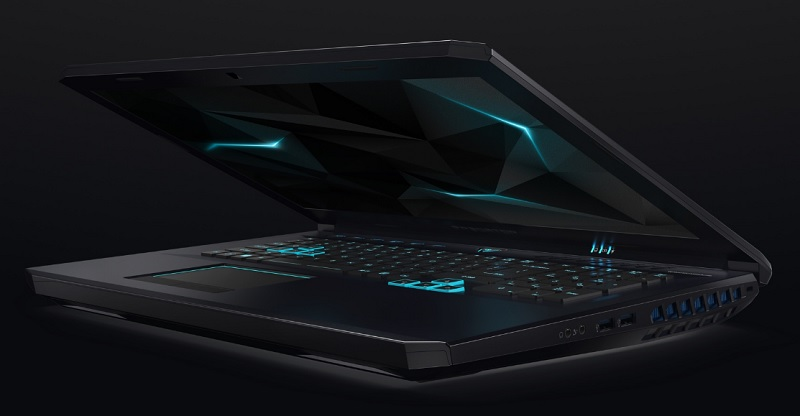 Acer plans to release a Predator Helios 500 Notebook with Ryzen and Vega 56