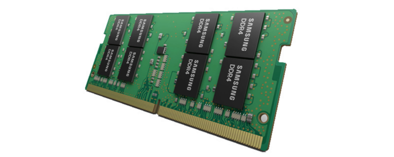 Samsung reveals 10nm-class 32GB DDR4 memory SO-DIMMs for Gaming notebooks