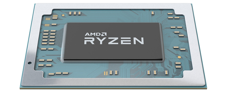 Two new Ryzen high-performance mobile processors leak
