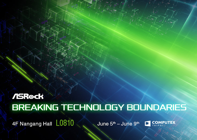 ASRock is set to showcases AMD B450 motherboards at Computex next week