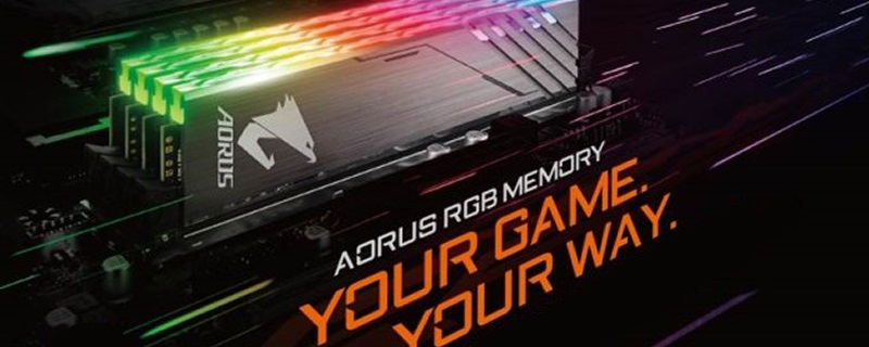 Gigabyte set to announce RGB DRAM at Computex