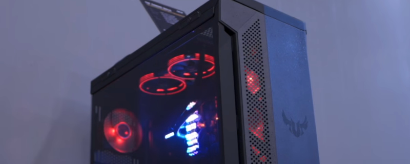 ASUS reveals their TUF Gaming GT501 chassis