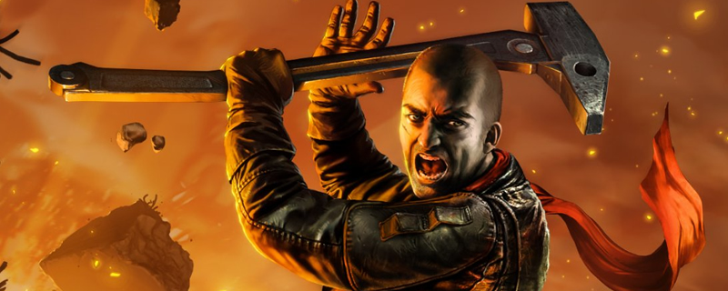 Red Faction: Guerrilla Re-Mars-tered Edition will be free for owners of the original on Steam