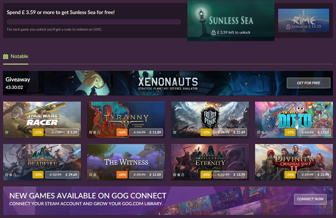 Xenonauts is available for free as part of GOG's Summer Sale