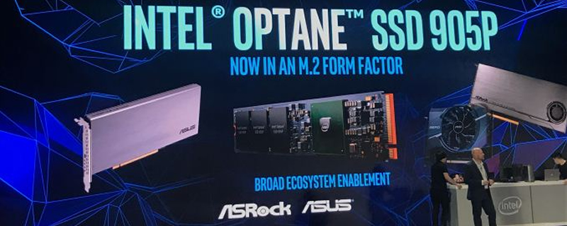 Intel create M.2 variant of their Optane 905P SSD