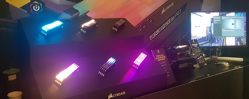 Corsair at Computex 2018