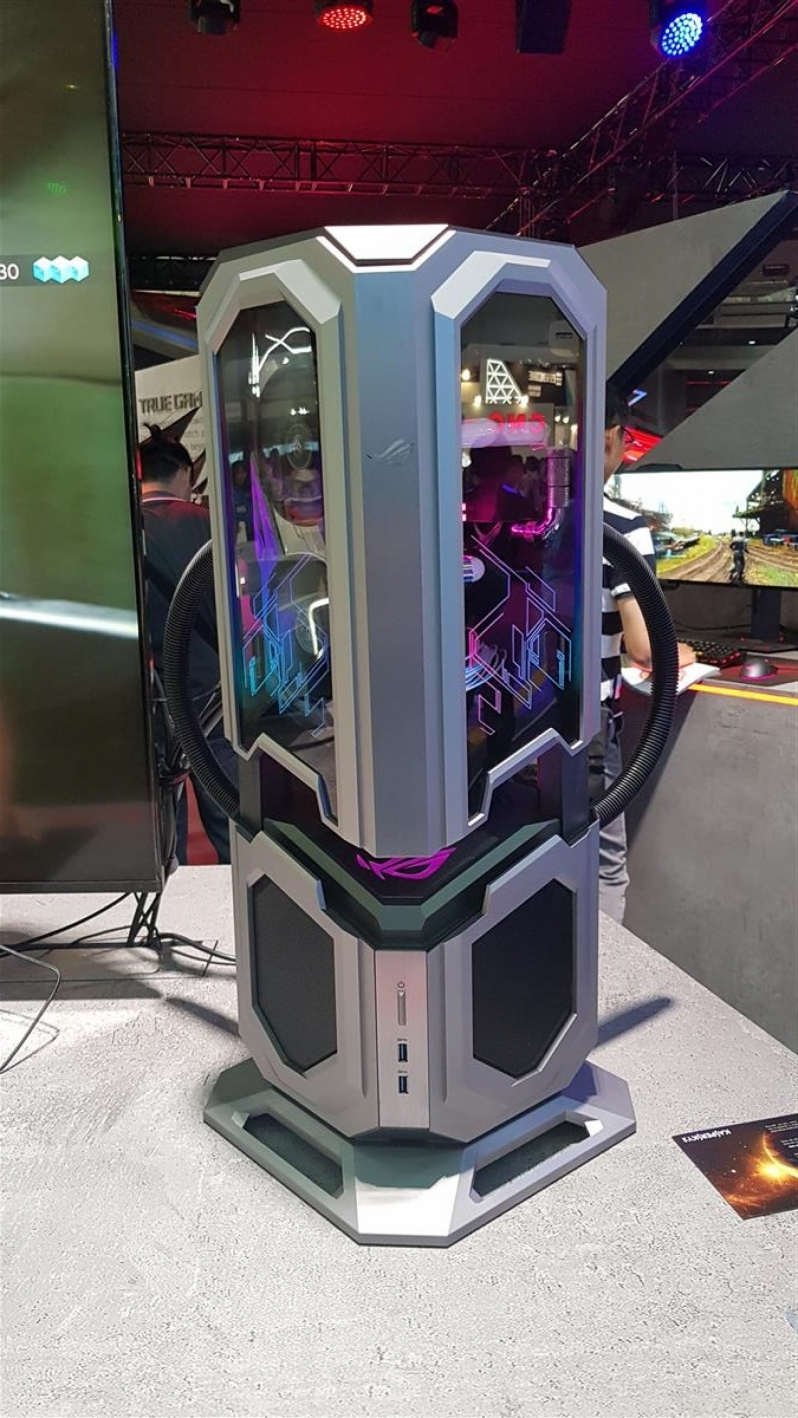ASUS ROG at Computex 2018