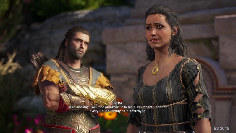 Assassinâ??s Creed Odyssey screenshots leaked before E3