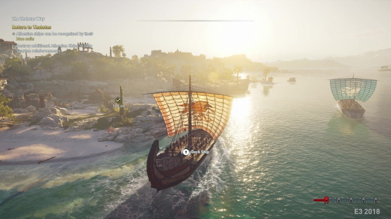 Assassin's Creed Odyssey screenshots leaked before E3