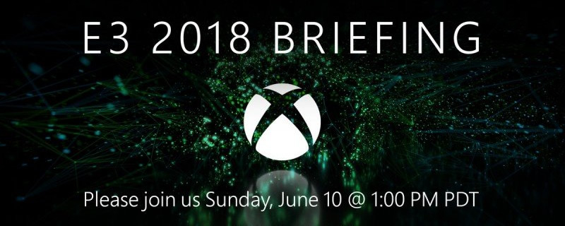 Watch Microsoft's Xbox E3 Press Conference here - 15 Game premiere's expected