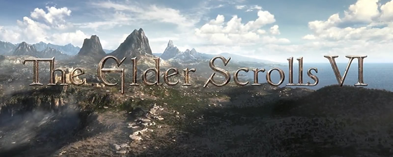 The Elder Scrolls VI has been announced