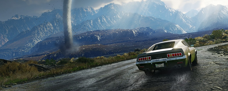 Avalanche showcases their Just Cause 4 APEX engine