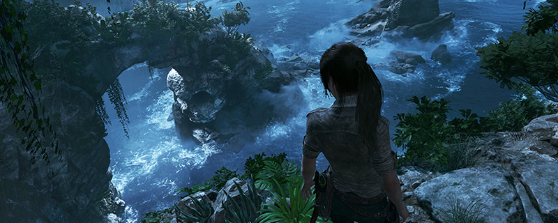 Nvidia releases 4K 60FPS PC footage of Shadow of the Tomb Raider