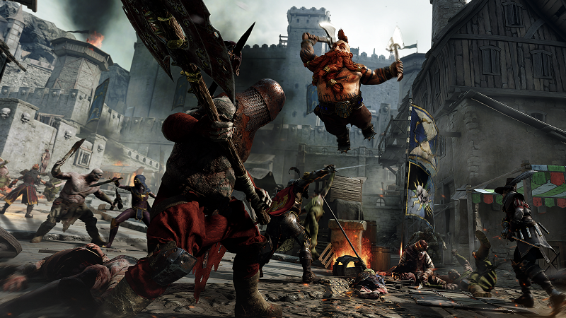 AMD releases their Radeon Software Adrenalin 18.6.2 driver for Warhammer: Vermintide II