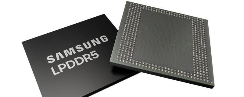 Samsung will reportedly ship LPDDR5 storage and UFS 3.0 storage later this year.