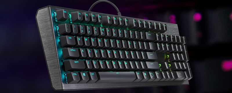 Cooler Master releases no-nonsense CK550 series mechanical keyboard
