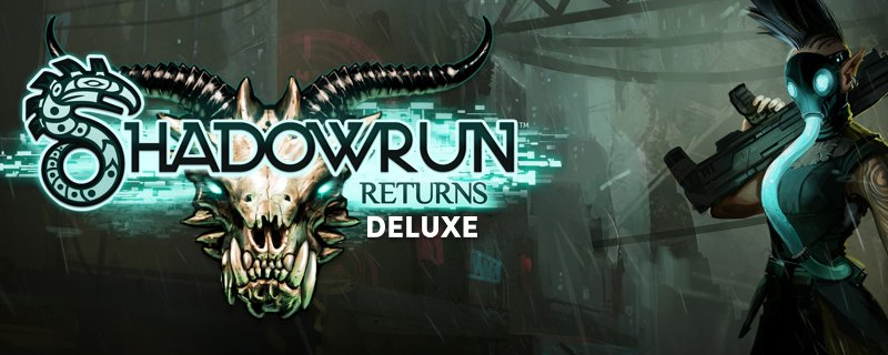 Shadowrun Returns Deluxe is currently free on Humble