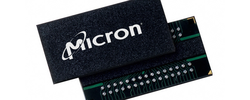 Micron starts mass producing GDDR6 memory
