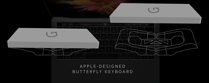 Apple admits that their butterfly keyboards have problems - promises free repair program