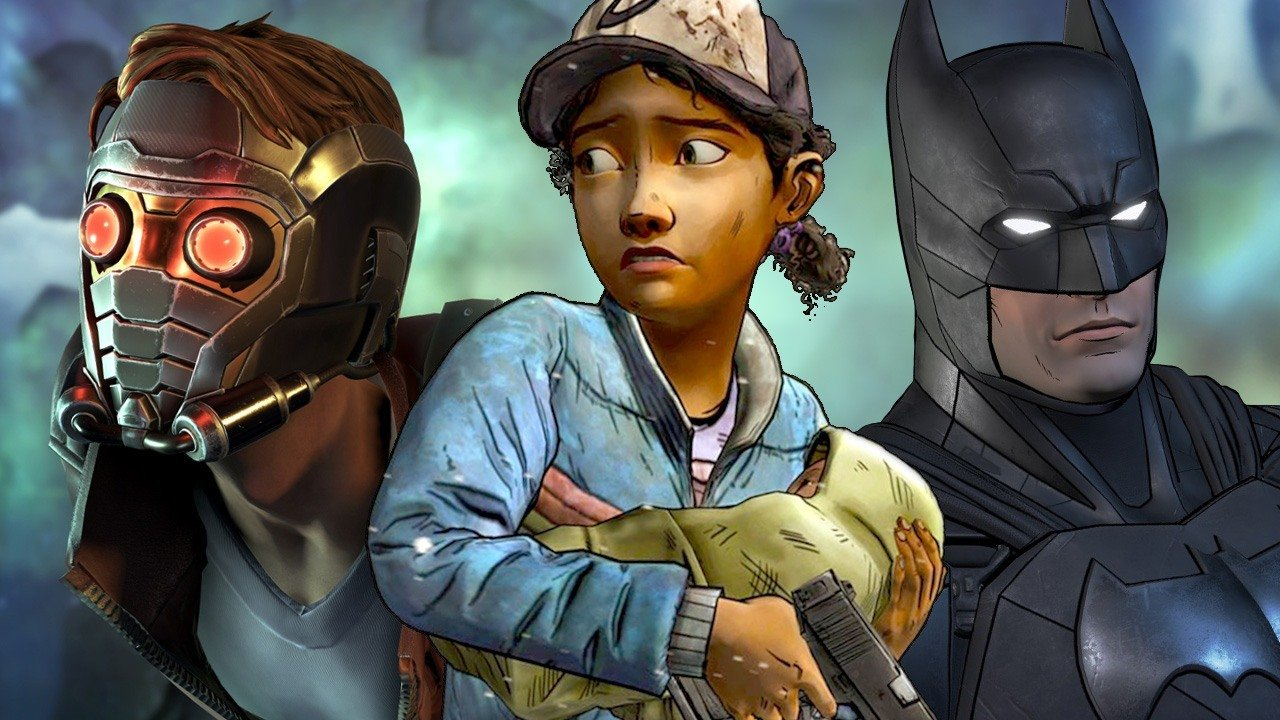 Telltale will reportedly ditch their game engine after