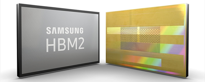 Samsung states that they could double their HBM2 memory production and still not meet demand