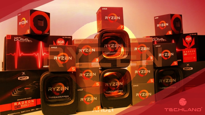 AMD are sending Ryzen/Radeon care packages to developers