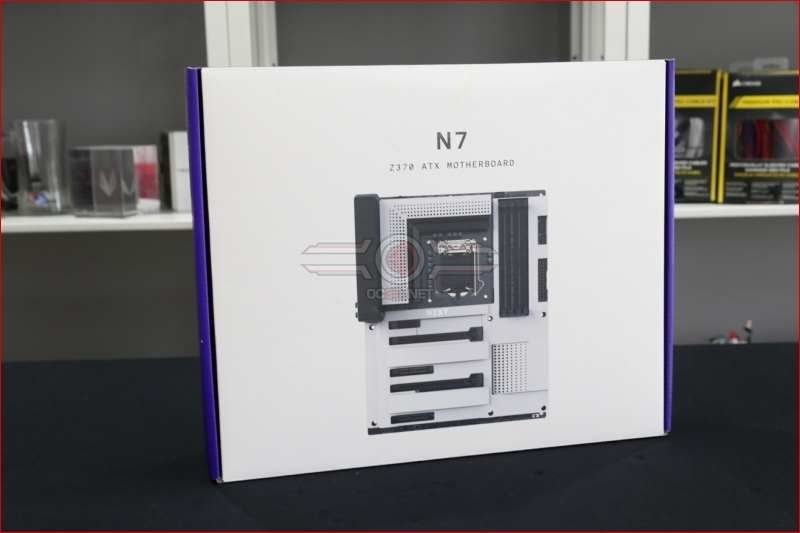 NZXT Z370 N7 Motherboard Review