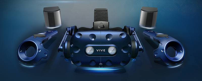 HTC launches their VIVE Pro