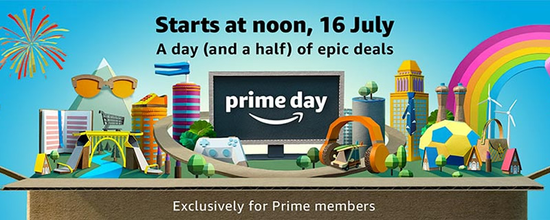 Amazon announces their 4th annual Prime Day sale